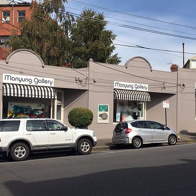 Manyung Gallery Malvern is located just 15 minutes out of the CBD.