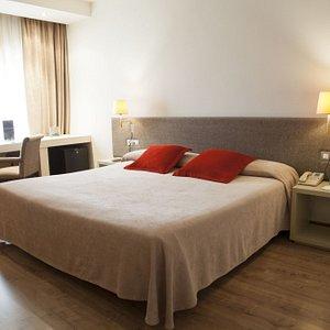 Habitación Doble King Size (con cama de matrimonio)