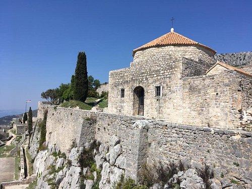 Klis castle