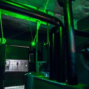 Le Bunker Zombie - Un concentré de technologie