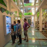 Epicentre- Centre de Visitants