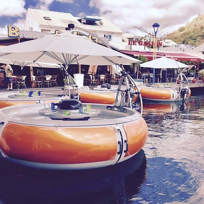 Les Donuts Dream sur la Marina