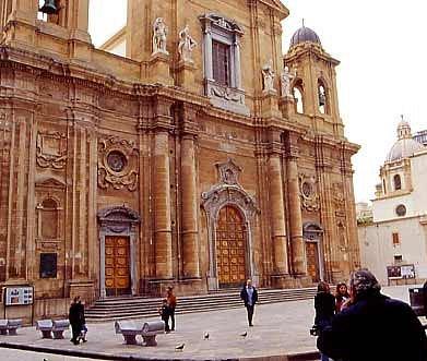 La chiesa barocca