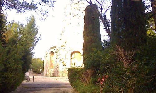 Ним: парк фонтанов