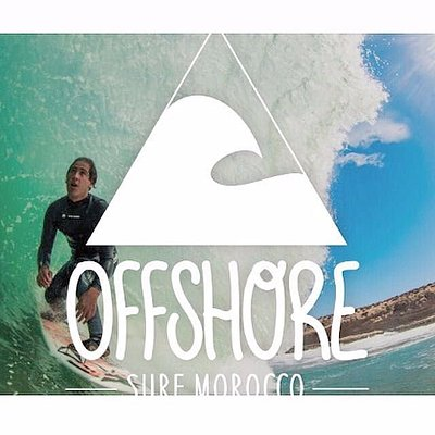 Offshore Surf.  Your home of surf progression in Morocco!