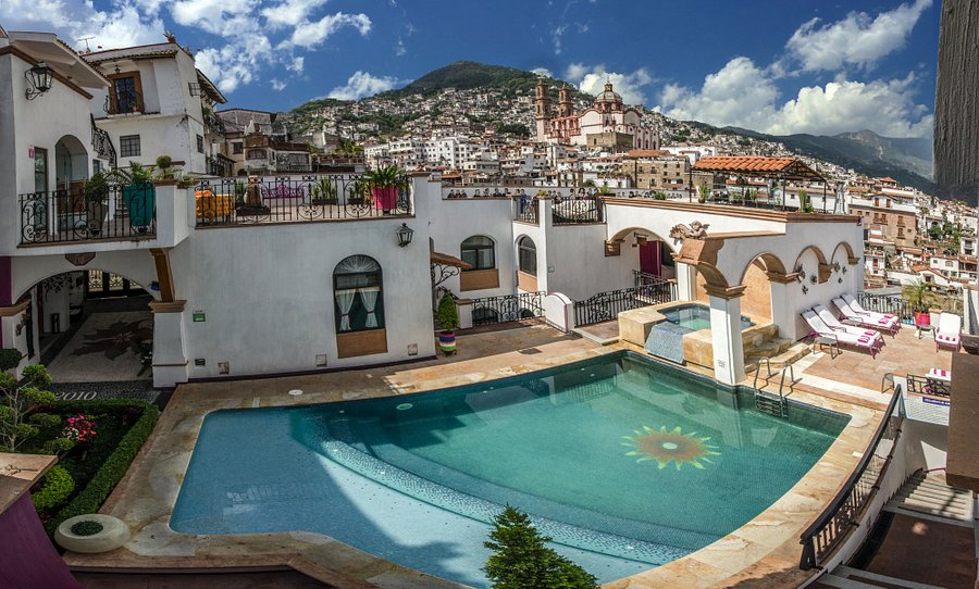 تعليقات ومقارنة أسعار فندق هوتل هوتل بوتيك بويبلو ليندو - Taxco, المكسيك  - فندق - Tripadvisor