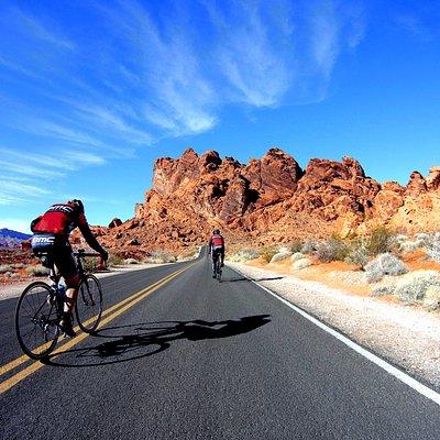 Road bike tour on BMC bikes