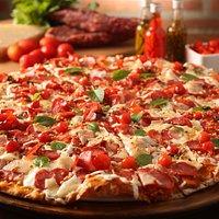 Pizza Biquinho da Villa