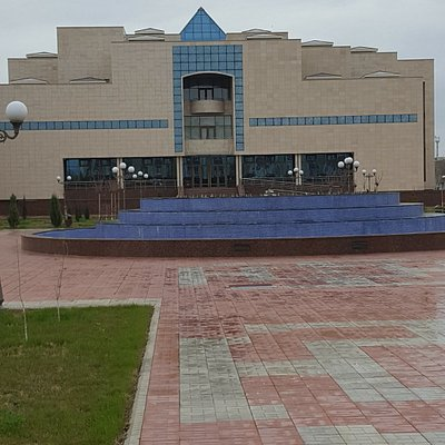 Savitsky Museum, Nukus, Uzbekistan