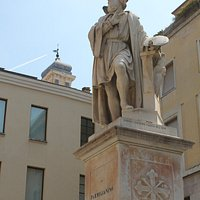 Monumento al Parmigianino