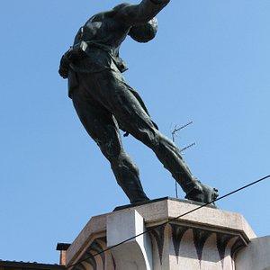 Monumento a Filippo Corridoni