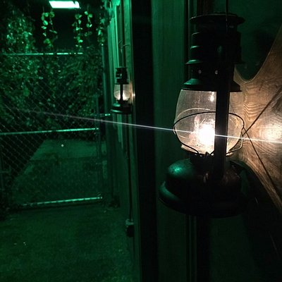 Can you escape Dwight's cabin? Find out and book now at www.theroom-la.com