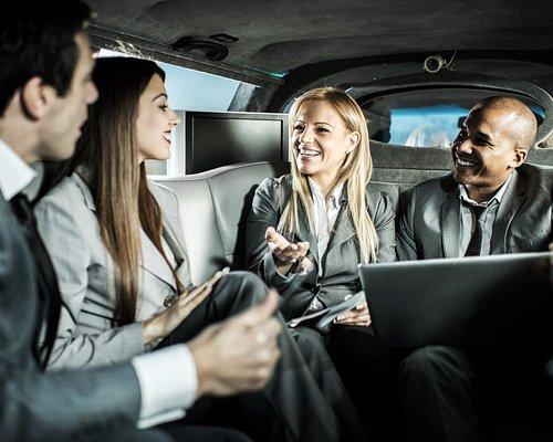 Transport en limousine pour le corporatif