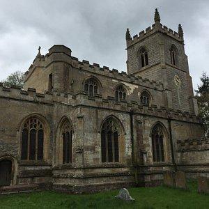 St Wilfrid Church