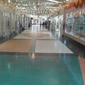 Shops inside the Mall