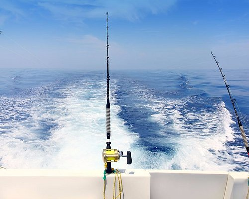 Fish inside the caldera of Santorini with the best of the best!