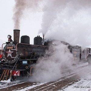 Nahuelpan en invierno. Foto: Luiggi Fotos