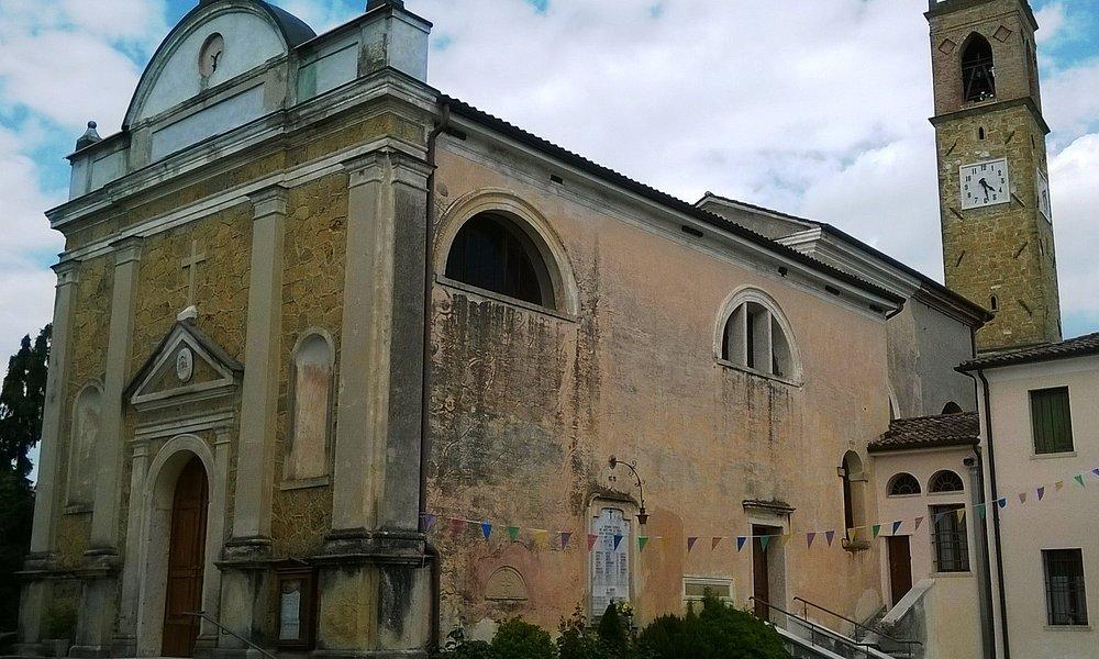 Chiesa San Giorgio Martire di Castelli di Monfumo