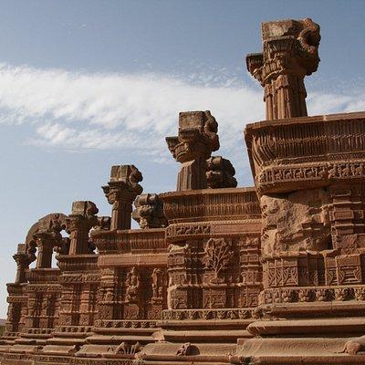 Tombes royales à Bhuj