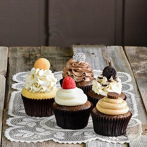 Cupcakes---how sweet it is!