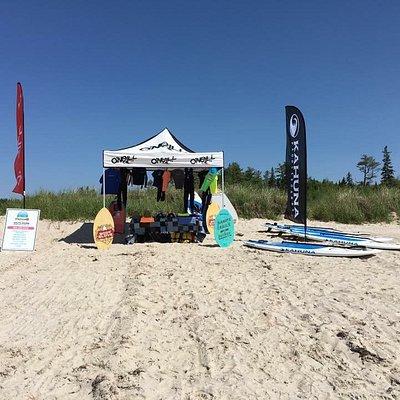 We love Hubbards beach!