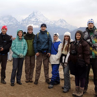 Ghorepani Poon Hill Trek- Short Trek in Nepal