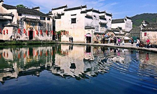 Hongcun Ancient Village 32
