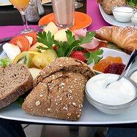 Lecker Fitness-Frühstück !!!