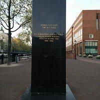 Monument vor Joods verzet