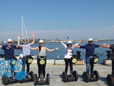 Are you ready to have this much #fun? Gather your #friends and #family for a #tour in #Boston!
