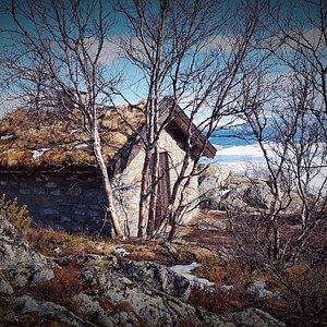 Te-hytta Raulandsfjell