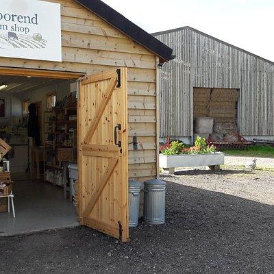 Buckmoorend Farm Shop