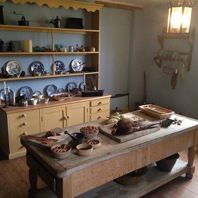 Kitchen in Gilbert White's House