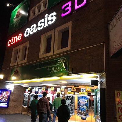 Cine Teatro Oasis