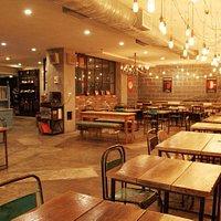 Izakaya MEW Dinning area