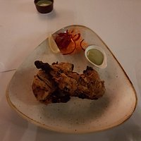 Not your usual Tandoori Chicken