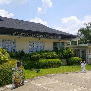 Malaysia Cartoon & Comic House