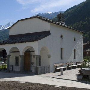 Chapel at Winkelmatten - © Kurt Müller