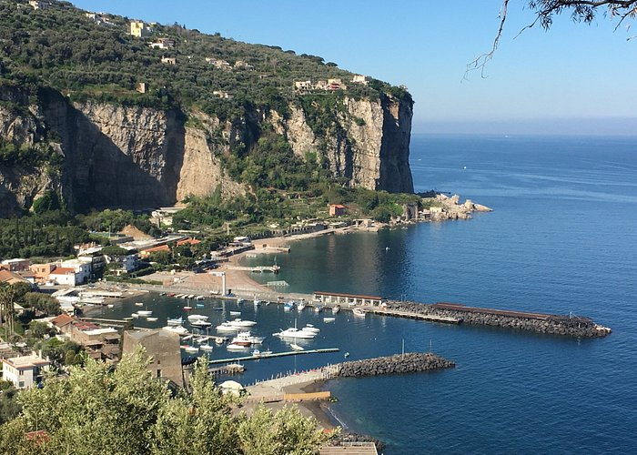 Our trip to Italy with Domenico as our amazing guide!