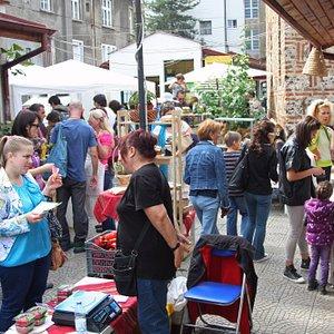 Farmers market Rimska stena