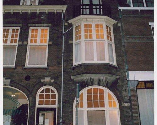 Het pand van Avanturijn waar ik mijn praktijkruimte heb, in Utrecht-Centrum.