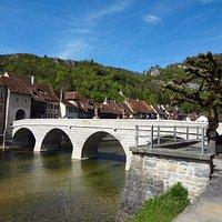 St-Ursanne - Pont St-Jean rénové