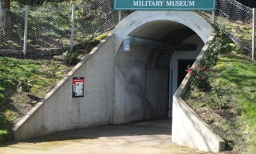 Underground Museum entrance