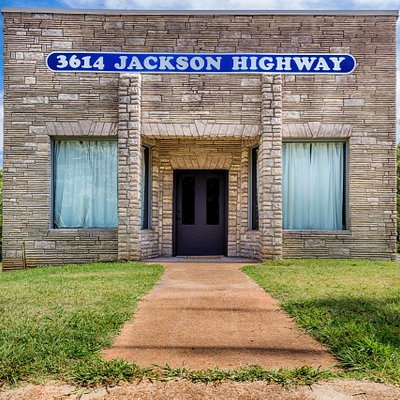 The newly restored Muscle Shoals Sound Studios