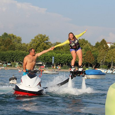 Flyboarding Experts Training