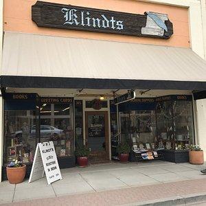 Klindts Bookshop - Oldest bookshop in Oregon