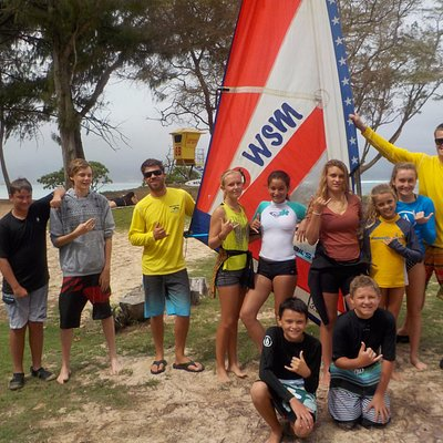 Windsurfing School of Maui Summer Camp 1