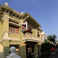 Exterior view of Asia Camera Museum, 71 (Lever 1), Armenian Street, Georgetown, Penang, Malaysia