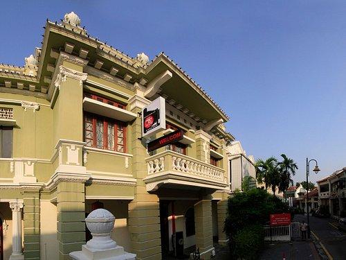 Exterior view of Asia Camera Museum, 71 (Lever 1), Armenian Street, Georgetown, Penang, Malaysia