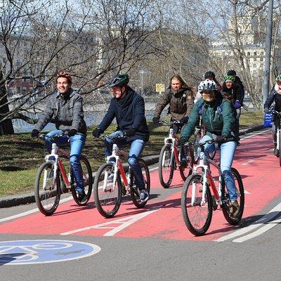 Велоэкскурсии по Москве от Biketoursmoscow.